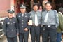 These are Tibetan-Chinese police officers of Yu Shu