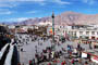 Scene from the top of Lhasa temple