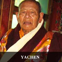 photo of Acho Khen Rinpoche of Yachen